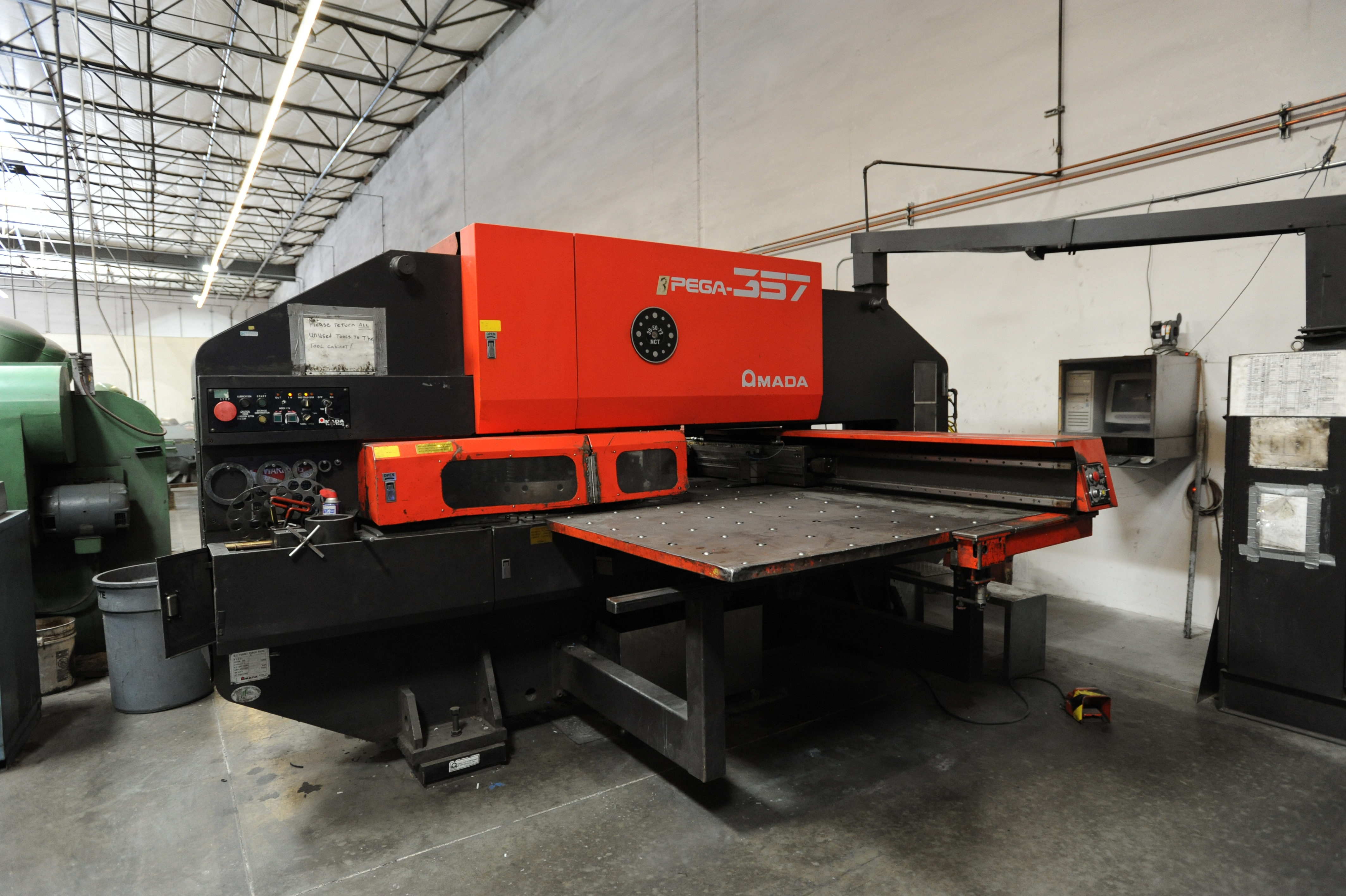 Equipment Sms Fabrications